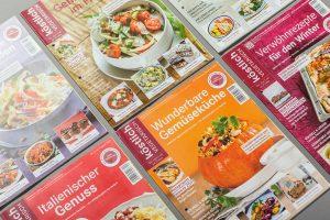 Kochmagazin vegetarisch