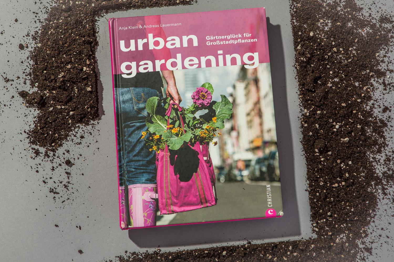 Gartenbuch urban gardening