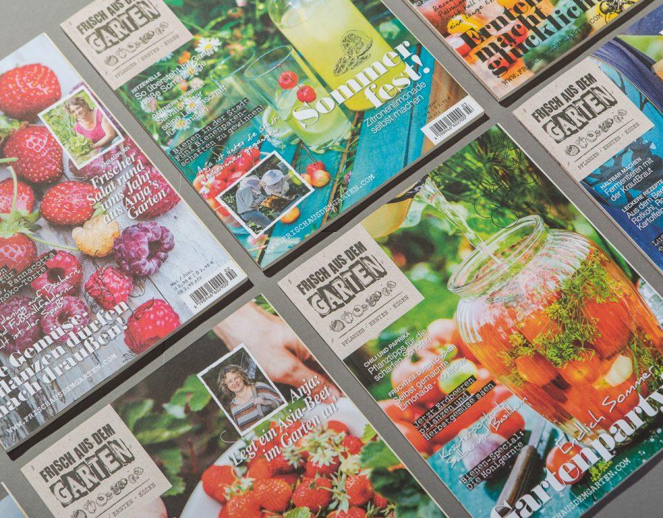 Gartenmagazin